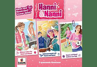 Hanni Und Nanni - 018/3er Box-Hanni und Nanni sind immer dabei (59,6  - (CD)