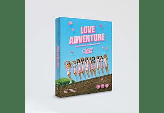 Cherry Bullet - Love Adventure Book  - (CD)