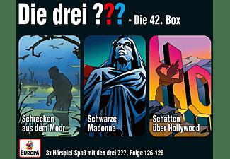 Die Drei ??? - 042/3er Box (Folgen 126,127,128)  - (CD)