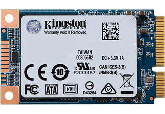 KINGSTON Interne SSD harde schijf UV500 120 GB mSATA (SUV500MS/120G)