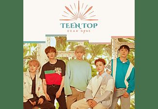 Teen Pop - DEAR.N9NE -JOURNEY..(KEIN RR)  - (CD)