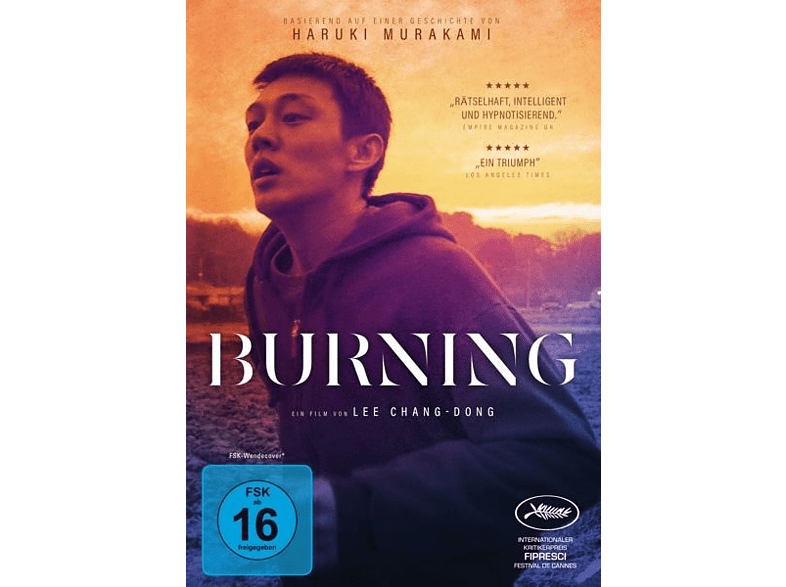 Burning [DVD]
