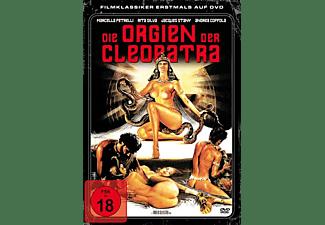 Die Orgien Der Cleopatra DVD