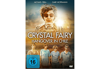 Crystal Fairy-Hangover In Chile DVD