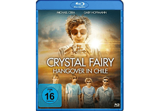 Crystal Fairy-Hangover In Chile Blu-ray