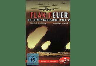 Flak Feuer DVD