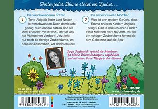 Gina Mayer - Der Magische Blumenladen Junior (1+2).Die Verschwu  - (CD)