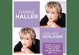 Hanne Haller - Lieblingsschlager  - (CD)