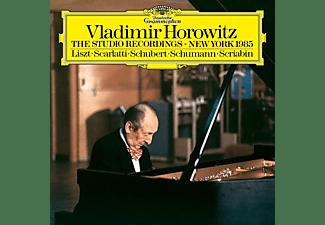 Vladimir Horowitz - The Studio Recordings-New York 1985  - (Vinyl)