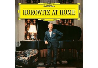 Vladimir Horowitz - Horowitz At Home  - (Vinyl)