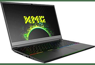 XMG NEO 15 M19 TGD, Gaming Notebook mit 15,6 Zoll Display, Core™ i7 Prozessor, 16 GB RAM, 512 GB SSD, GeForce RTX 2060, Schwarz