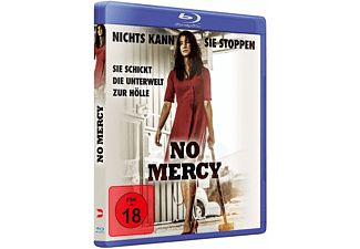 NO MERCY Blu-ray