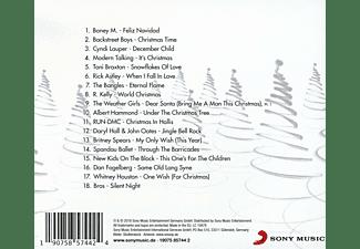 VARIOUS - Pop & Wave-Christmas Edition  - (CD)