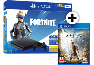 SONY PS4 500 GB F FORTNITE 2019 μαζί με Assassin s Creed Odyssey