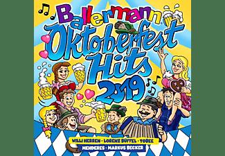 VARIOUS - Ballermann Oktoberfest Hits 2019  - (CD)