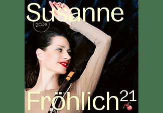 Susanne Fröhlich - Susanne Fröhlich 21  - (CD)