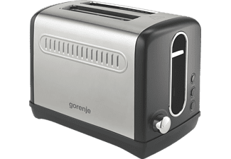 GORENJE 2-Schlitz-Toaster T1100CLBK