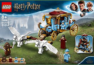 LEGO 75958 Kutsche von Beauxbatons: Ankunft in Hogwarts Bausatz, Mehrfarbig