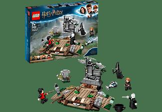 LEGO 75965 Der Aufstieg von Voldemort Bausatz, Mehrfarbig