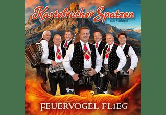 Kastelruther Spatzen - Feuervogel  flieg  - (CD)