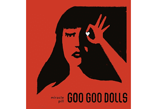 Goo Goo Dolls - Miracle Pill  - (Vinyl)