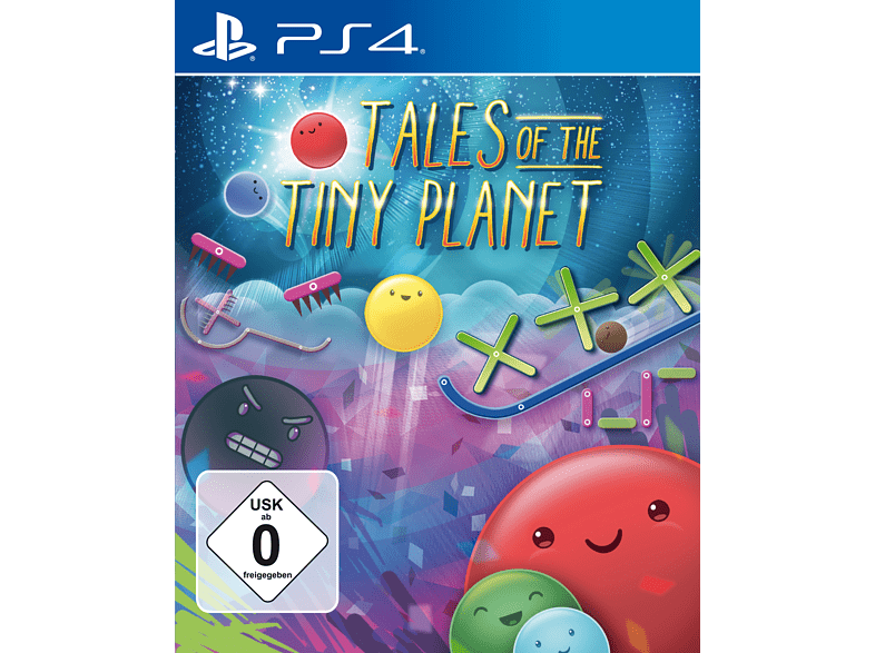 Tales of the Tiny Planet [PlayStation 4]