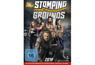 WWE: Stomping Grounds 2019 DVD