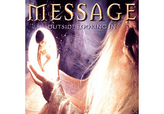 Message - OUTSIDE LOOKING IN  - (CD)