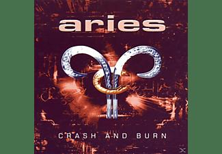 Aries - CRASH & BURN  - (CD)