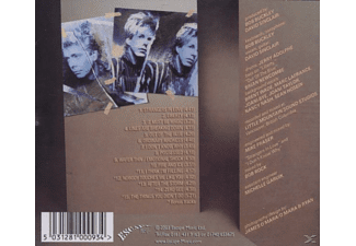 Body Electric - WALKING THROUGH WALLS  - (CD)