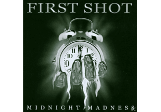 First Shot - MIDNIGHT MADNESS  - (CD)