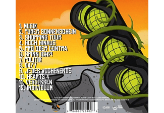 Die Grüne Welle - Badabäääm!  - (CD)