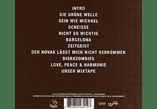 Die Grüne Welle - Macht Blau  - (CD)