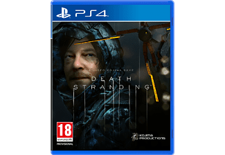 Death Stranding PlayStation 4