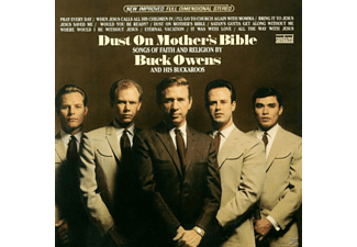 Buck Owens - DUST ON MOTHERS BIBLE  - (CD)