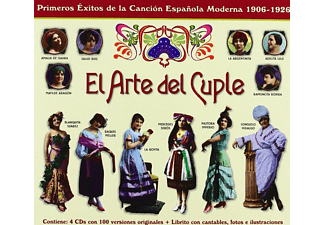 VARIOUS - El Arte Del Cuple  - (CD)