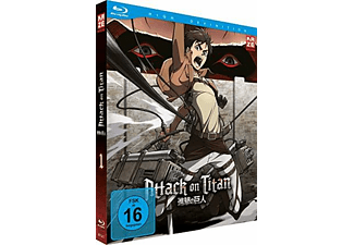 Attack on Titan Vol. 1 Blu-ray