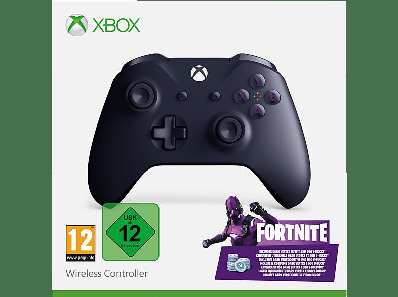 MICROSOFT Xbox Wireless Controller - Fortnite Special Edition Controller, Violett