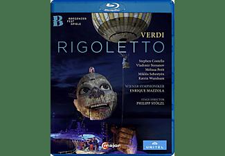 Enrique/wiener Symphoniker Mazzola - Rigoletto   - (Blu-ray)