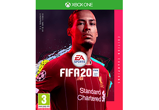 Xbox One - FIFA 20 : Édition Champions /Multilingue