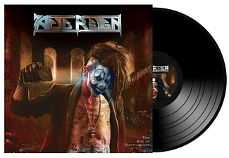 Acid Reign - The Age Of Entitlement (Black Vinyl)  - (Vinyl)