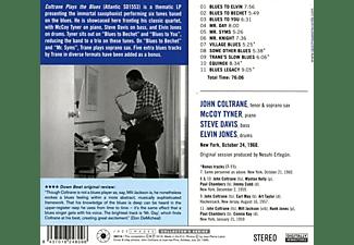 John Coltrane - Plays The Blues-Jean-Pierre Leloir Collection  - (CD)