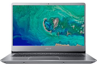 "ACER Swift-3 SF314-54/Pentium P4417U/4GB/128GB SSD/IHD/14"" FHD/ Win 10 Home Laptop"