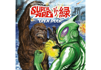 Mr. Green, Lee Scratch Perry - Super Ape vs. Green: Open Door  - (CD)