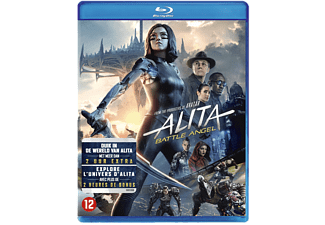 Alita: Battle Angel - Blu-ray