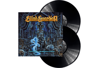 Blind Guardian - Nightfall In Middle-Earth + 3 Bonus Tracks (Vinyl LP (nagylemez))