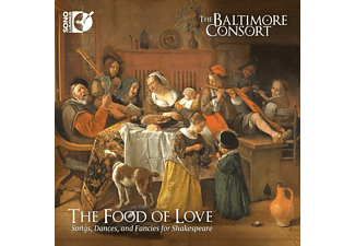 The Baltimore Consort - THE FOUR SEALONS  - (CD)