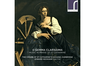 Choirs of St. Catherine's College - O gemma clarissima Music in Praise of St Catharine  - (CD)