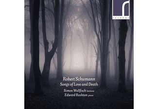 Simon Wallfisch, Edward Rushton - Songs of Love and Death  - (CD)