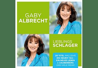Gaby Albrecht - Lieblingsschlager  - (CD)